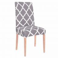 Husa scaun universala din spandex Moroccan Grey