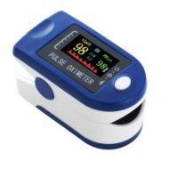 Pulsoximetru ce indica nivelul de saturatie a oxigenului si  masoara rata pulsului