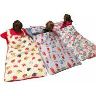 Deseda - Sac de dormit copii cu  buzunar 4-10 anii