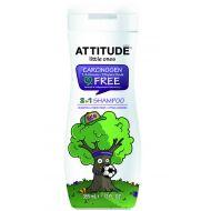 Attitude - 2 in 1 sampon si balsam eco pentru copii 355 ml