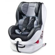 Caretero - Scaun auto Defender Plus Isofix Grey