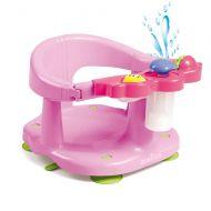 Olmitos - Scaun baie bebe cu stropitoare si jucarii roz
