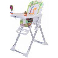 Baby Prime - Scaun masa cu jucarii  Ruby Jungle