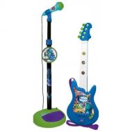 Reig Musicals - Set chitara si microfon Monsters University