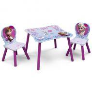 Delta Children - Set masuta si 2 scaunele Frozen