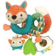 Spirala cu jucarii pentru patut si carucior Fox Infantino