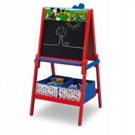 Delta Children -  Tabla magnetica multifunctionala Mickey Mouse