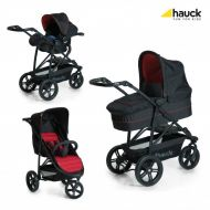 Hauck - Carucior 3 in 1 Rapid 3 Plus