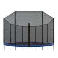 Plasa siguranta pentru trambulina 244 cm cu 6 stalpi exterior