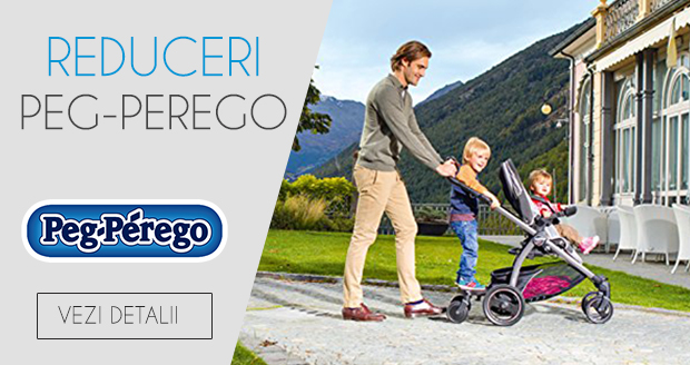 Reduceri Peg-Perego