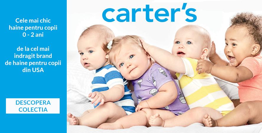 Haine copii Carters