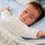 Somnul lui bebe - importanta si necesitate