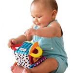 Jucarii pentru copii in primul an de viata