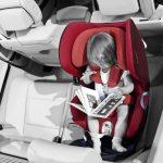 Scaune auto copii - siguranta la fiecare km