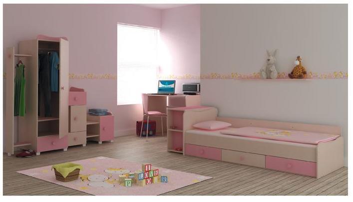 mobilier transformabil sonic color