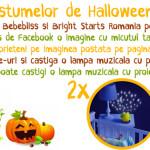 Concursul costumelor de Halloween la Bebebliss!