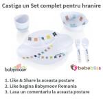 Bebebliss si Babymoov Romania ti-au pregatit un nou concurs