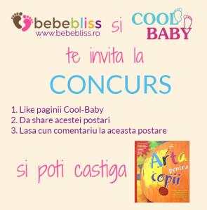 Castiga o enciclopedie cu Bebebliss si Cool-Baby