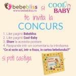 Concurs - Ce ai scrie azi in cartea bebelusului?