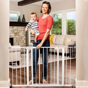 Tipuri de poarta de siguranta pentru usi si scari