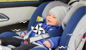 De ce parintii aleg tot mai mult scaunele auto pentru copii 0-36 kg