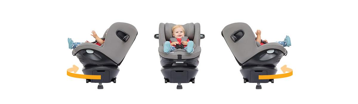 scaun auto Joie I-Spin