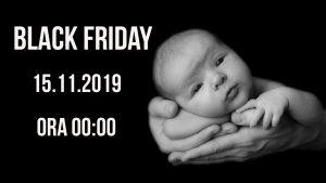 Cand este Black Friday 2019 si ce reduceri ti-am pregatit pe Bebebliss