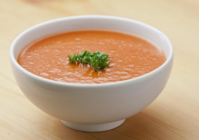 Supa rece gaspacho