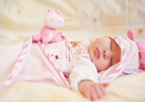 Importanta somnului la copii mici