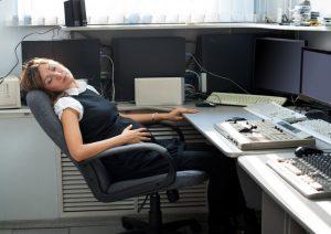 Conditii grele pentru gravida la locul de munca