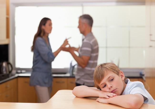 Situatia legala a copiilor in urma divortului