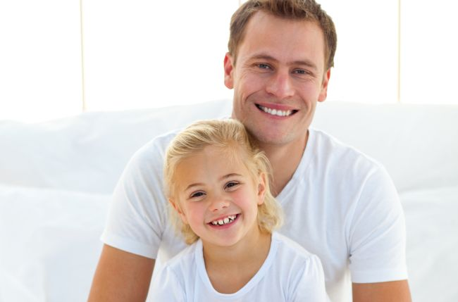 5 sfaturi pentru un tatic singur de fetita